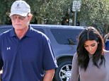 (FILE PHOTO) Bruce Jenner Reportedly Involved In Malibu Car Crash That Has left One Person Dead. LOS ANGELES, CA - OCTOBER 20: Bruce Jenner and Kim Kardashian are seen on October 20, 2014 in Los Angeles, California.  (Photo by Bauer-Griffin/GC Images)
