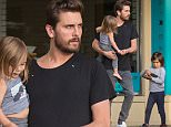 EXCLUSIVE: Scott Disick steps out for a sushi dinner with his kids Penelope and Mason Disick in Calabasas, California.\n\nPictured: Scott Disick, Penelope Disick and Mason Disick\nRef: SPL983355  240315   EXCLUSIVE\nPicture by: VIPix / Splash News\n\nSplash News and Pictures\nLos Angeles: 310-821-2666\nNew York: 212-619-2666\nLondon: 870-934-2666\nphotodesk@splashnews.com\n