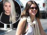 Sofia Richie arrives for lunch with a male companion at Fred Segal in Melrose, CA.\n\nPictured: Sofia Richie\nRef: SPL985287  260315  \nPicture by: Vladimir Labissiere/Splash News\n\nSplash News and Pictures\nLos Angeles: 310-821-2666\nNew York: 212-619-2666\nLondon: 870-934-2666\nphotodesk@splashnews.com\n