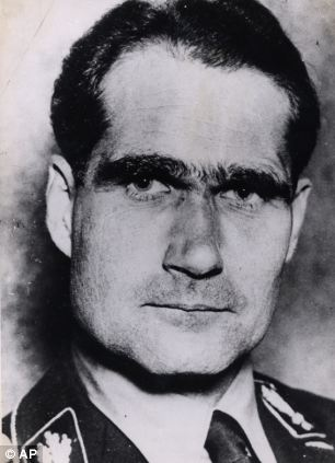 A newly released police report details an investigation into claims Rudolf Hess was murdered by British agents