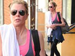 *** Not available for use by subscription clients until after 22.00 on 260315 ***\nEXCLUSIVE ALLROUNDERKim Basinger finishes a workout\nFeaturing: Kim Basinger\nWhere: Los Angeles, California, United States\nWhen: 25 Mar 2015\nCredit: WENN.com