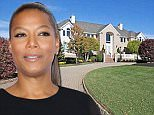 Queen Latifah has put her New Jersey palace up for sale for $2.4 million \n\n