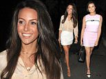 **EXCLUSIVE PICTURES**CELEBRITIES SEEN AT SHEESH RESTAURANT IN CHIGWELL ESSEX-TOWIES LAUREN POPE AND JESSICA WRIGHT SEEN ARRIVING TOGETHER-MICHELLE KEEGAN AND FRIENDS SEEN IN GOOD SPIRITS AS THEY ARRIVE AT THE RESTAURANT-THURSDAY 26TH MARCH 2015 - RA-PIX.CO.UK - 07793221861 - CONTACT RALPH PETTS - RALPH@RA-PIX.CO.UK