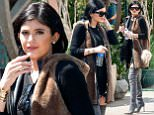EROTEME.CO.UK FOR UK SALES: Contact Caroline 44 207 431 1598 \nKylie Jenner is seen in Los Angeles\nEXCLUSIVE March 25, 2015\nJob: 150325GONZ1 Los Angeles, CA\nEROTEME.CO.UK 44 207 431 1598