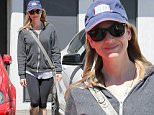 March 26, 2015: Renee Zellweger is seen out wearing workout clothes today in Los Angeles, California. Mandatory Credit: INFphoto.com Ref: inf-00