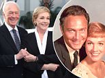 """March 26, 2015 Hollywood, Ca.\nChristopher Plummer and Julie Andrews\nThe 50th Anniversary screening of """"The Sound of Music"""" presented as the Opening Night Gala of the 2015 TCM Classic Film Festival held at TCL Chinese Theatre\n© Chase Rollins / AFF-USA.COM"""