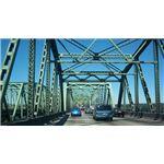 truss bridge construction