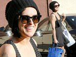 Hollywood, CA - Rumer Willis and Val Chmerkovskiy attend their Friday rehearsal at the 'Dancing With The Stars' dance rehearsal studio in Hollywood. \nAKM-GSI     March  27, 2015 \nTo License These Photos, Please Contact :\nSteve Ginsburg\n(310) 505-8447\n(323) 423-9397\nsteve@akmgsi.com\nsales@akmgsi.com\nor\nMaria Buda\n(917) 242-1505\nmbuda@akmgsi.com\nginsburgspalyinc@gmail.com