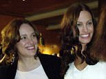 Angelina Jolie, right, is joined by her mother Marcheline Bertrand (DEAD 1/2007), at a film premiere in Los Angeles on Tuesday, July 31, 2001. Bertrand has died of cancer, her daughter said Sunday, Jan 28, 2007. Bertrand died Saturday afternoon in Los Angeles after a battle with cancer. (AP Photo/Kevork Djansezian)