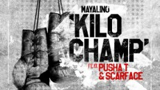 Pusha T, Scarface, New, 2015, Kilo Champ. Hip Hop
