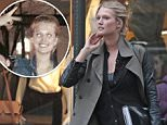 Toni Garrn carries Peter Lindbergh's photography book outside the Gagossian gallery in New York City.\n\nPictured: Toni Garrn\nRef: SPL986335  270315  \nPicture by: Splash News\n\nSplash News and Pictures\nLos Angeles: 310-821-2666\nNew York: 212-619-2666\nLondon: 870-934-2666\nphotodesk@splashnews.com\n