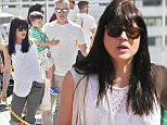 Selma Blair and her son Arthur seen shopping at the farmers market on Sunday afternoon.\n\nPictured: Selma Blair and Arthr Bleick\nRef: SPL987352  290315  \nPicture by: Styles\n\nSplash News and Pictures\nLos Angeles: 310-821-2666\nNew York: 212-619-2666\nLondon: 870-934-2666\nphotodesk@splashnews.com\n