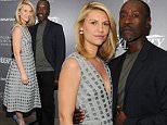 LOS ANGELES, CA - MARCH 29:  Actors Claire Danes (L) and Don Cheadle attend Variety Studio Actors on Actors presented by Autograph Collection Hotels on March 29, 2015 in Los Angeles, California. on March 29, 2015 in Los Angeles, California.  (Photo by Angela Weiss/Getty Images for Variety)