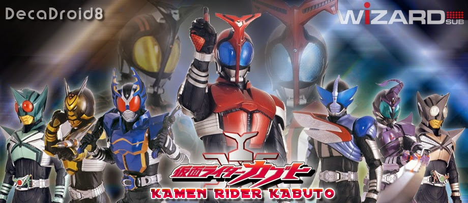 Kamen Rider Kabuto 1-49 Subtitle Indonesia [Batch]