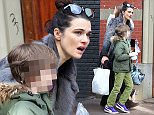 Mandatory Credit: Photo by Startraks Photo/REX (4588964b)\n Rachel Weisz and Henry Aronofsky\n Rachel Weisz out and about, New York, America - 29 Mar 2015\n Rachel Weisz and Son Shopping in Soho\n