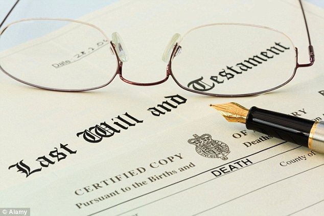 Initial steps: Before you can start organising the finances of someone who has died you will need a death certificate