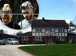 EXCLUSIVE *** STRICTLY NO WEBSITE USE BEFORE 00.01 UK TIME ON 300315 MINIMUM FEE APPLIES £500 ******* One Direction's Zayn Malik and fiance Perrie Edwards viewing a property together after recent cheating rumours\n\nWhere: London, United Kingdom\nWhen: 25 Mar 2015\nCredit: WENN.com