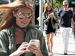 Picture Shows: Cat Deeley, Patrick Kielty  March 29, 2015    British television presenter and actress Cat Deeley enjoys a day of shopping with her husband Patrick Kielty in Beverly Hills, California. Afterwards the couple decided to grab some lunch.     Non-Exclusive  UK RIGHTS ONLY    Pictures by : FameFlynet UK    2015  Tel : +44 (0)20 3551 5049  Email : info@fameflynet.uk.com