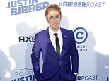 Mandatory Credit: Photo by Jim Smeal/BEI/REX (4528214e).. Justin Bieber.. Comedy Central Roast of Justin Bieber, Los Angeles, America - 14 Mar 2015.. ..