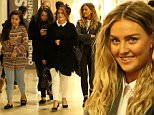 Perrie Edwards enjoyed a spot of retail therapy with Zayn Malik's Mum and Sisters today.\n\nRef: SPL986557  300315  \nPicture by: Charlie / Splash News\n\nSplash News and Pictures\nLos Angeles: 310-821-2666\nNew York: 212-619-2666\nLondon: 870-934-2666\nphotodesk@splashnews.com\n