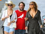 Picture Shows: Brett Ratner, Mariah Carey  March 28, 2015    Singer Mariah Carey and Brett Ratner enjoy a day shopping with a friend while on vacation in St. Barts, France. Despite rumours that they are dating, both reps claim they are just friends.    ***NO FRANCE, NO GERMANY, NO ITALY, NO SPAIN***     Non Exclusive  UK RIGHTS ONLY    Pictures by : FameFlynet UK © 2015  Tel : +44 (0)20 3551 5049  Email : info@fameflynet.uk.com