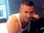 Ryan Reynolds @VancityReynolds  ·  3h 3 hours ago This stud out-benched me in the gym Sunday. Nice meeting you Adley.?