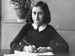 This photo taken in 1940 shows Anne Frank at the age of 12 years, sitting at her desk at the Montessori school in Amsterdam. A new Anne Frank Exhibit opened 11 June 2003 at the United States Holocaust Memorial Museum in Washington,DC, commemorating its 10th anniversary. Frank's celebrated WWII diary recounts her Jewish family's hiding, arrest and deportation by the Nazis to Auschwitz where she was gassed.(FILES) ...ACE...LIBRARIES & MUSEUMS...WASHINGTON...DC...UNITED STATES