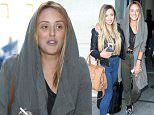 Picture Shows: Charlotte Crosby  March 31, 2015\n \n Reality television star Charlotte Crosby is seen arriving to the BBC Radio One Studios in London, England.\n \n The 'Geordie Shore' star was casually dressed in trackpants, trainers and a hooded grey coat as she happily posed for photos outside the building.\n \n Non Exclusive\n WORLDWIDE RIGHTS\n \n Pictures by : FameFlynet UK © 2015\n Tel : +44 (0)20 3551 5049\n Email : info@fameflynet.uk.com