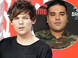 Mandatory Credit: Photo by Everett Collection/REX (4246876ae).. One Direction - Louis Tomlinson.. The Today Show Toyota Concert Series, Orlando, Florida, America - 17 Nov 2014.. ..