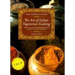 Lord Krishna's Cuisine: