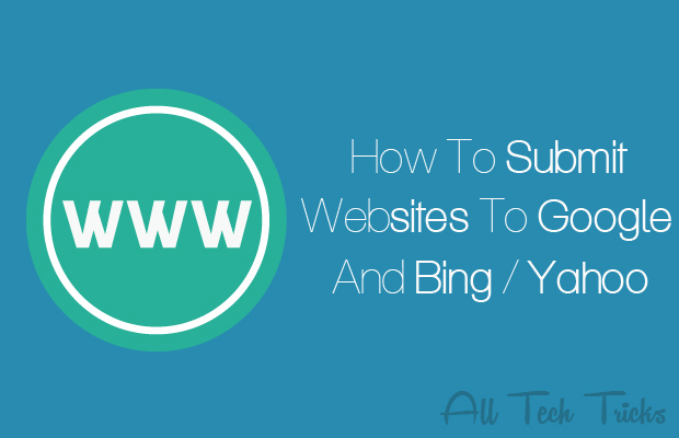 Submit Website to Google, Tricks, How to