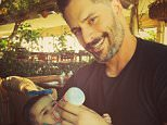 sofiavergara 17 hours ago Gia and her favorite uncle????????
