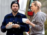 BOSTON, MA - MARCH 30: Bradley Cooper is seen on the set of 'Joy' on March 30, 2015 in Boston, Massachusetts.  (Photo by Stickman/Bauer-Griffin/GC Images)