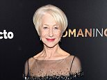 """NEW YORK, NY - MARCH 30:  Actress Helen Mirren attends the """"Women In Gold"""" New York premiere at Museum of Modern Art on March 30, 2015 in New York City.  (Photo by Larry Busacca/Getty Images)"""
