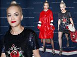 PARIS, FRANCE - MARCH 31:  Rita Ora attends the dinner party for the Tommy Hilfiger Boutique opening at  'Les Bains'club on March 31, 2015 in Paris, France.  (Photo by Pierre Suu/GC Images)