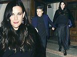 EXCLUSIVE: Liv Tyler and her partner David Gardner step out together for a banquet in New York City.\n\nPictured: David Gardner and Liv Tyler\nRef: SPL975684  310315   EXCLUSIVE\nPicture by: Sharpshooter Images/Splash \n\nSplash News and Pictures\nLos Angeles: 310-821-2666\nNew York: 212-619-2666\nLondon: 870-934-2666\nphotodesk@splashnews.com\n