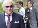 135001, EXCLUSIVE: FIRST ON-SET PHOTOS: Anthony Hopkins joins Al Pacino, Josh Duhamel and Skye P. Marshall for the filming of their new movie 'Beyond Deceit'. Anthony wore a smart blue suit and shades. Al was transformed into a sharp dressed silver fox with a shiny gray suit and rings. Skye could be seen showing off her curves in a body hugging tight gray dress. When Anthony arrived on set, he was spotted with a briefcase and braided orange leather sneakers. New Orleans, Louisiana - Wednesday April 1, 2015. Photograph: © PacificCoastNews. Los Angeles Office: +1 310.822.0419 sales@pacificcoastnews.com FEE MUST BE AGREED PRIOR TO USAGE