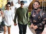 Picture Shows: FKA Twigs, Robert Pattinson  December 05, 2014.. .. 'Twilight' actor Robert Pattinson and his musician girlfriend, FKA Twigs, are seen walking hand in hand while out and about in Miami, Florida. .. .. The hot new couple, like many other famous faces, are in Miami attending Art Basel... .. Exclusive All Rounder.. UK RIGHTS ONLY.. Pictures by : FameFlynet UK © 2014.. Tel : +44 (0)20 3551 5049.. Email : info@fameflynet.uk.com