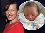 FILE - APRIL 01: Milla Jovovich has given birth to her second child with husband Paul W.S. Anderson, daughter Dashiel Edon. The couple are also parents to 7 year-old Ever Gabo. HOLLYWOOD, CA - OCTOBER 29:  Director Paul W.S. Anderson (L) and amfAR Ambassador Milla Jovovich attend amfAR LA Inspiration Gala honoring Tom Ford at Milk Studios on October 29, 2014 in Hollywood, California.  (Photo by Michael Buckner/Getty Images for amfAR)