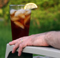 This May 21, 2007 file photo shows a glass of iced tea in Concord, N.H. Doctors have traced an Arkansas man's kidney failure to an unusual cause ¿ his habit of drinking a gallon of iced tea each day. He said he drank about 16 8-ounce cups of iced tea every day. Black tea has the chemical oxalate which known to cause kidney stones or even kidney failure in excessive amounts. The man is on dialysis, perhaps for the rest of his life. The case report is in the Thursday, April 2, 2015 issue of the New England Journal of Medicine. (AP Photo/Larry Crowe)