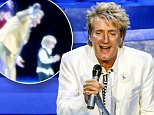 """""""Hot off the heels of a spectacular summer of sold-out concerts and rocking the opening of the Commonwealth Games before a worldwide audience of more than 1.5 billion viewers, Rod Stewart has confirmed that he's bringing """"The Hits,"""" to Australia in 2015.\nStewart's just completed summer tour was named by Rolling Stone (US) and USA Today as one of the Hottest Tours of Summer - wowing fans with a hits-packed, high-energy concert which includes four decades of his iconic hits including Maggie May, You Wear it Well, Hot Legs, Sailing, You're in My Heart, Do You Think I'm Sexy, Some Guys Have All the Luck, Young Turks, Forever Young, and many more.""""\n\nPictured: Rod Stewart\nRef: SPL988694  010415  \nPicture by: Brandon Voight / Splash News\n\nSplash News and Pictures\nLos Angeles: 310-821-2666\nNew York: 212-619-2666\nLondon: 870-934-2666\nphotodesk@splashnews.com\n"""