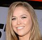 HOLLYWOOD, CA - APRIL 01:  Mixed Martial Artist Ronda Rousey attends the Furious 7 Los Angeles Premiere Sponsored by Dodge at TCL Chinese 6 Theatres on April 1, 2015 in Hollywood, California.  (Photo by Michael Kovac/Getty Images for Dodge)