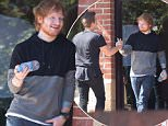 """EXCLUSIVE: Ed Sheeran who is currently in Adelaide on his Australian tour was spotted at Adelaide's """"Carclew House"""" taking a break in between interviews with the media. Ed was spotted wearing the same clothes as two nights before wearing his black and grey hoodie with jeans. He seemed to be quite chatty in between breaks with a girl from radio station Nova FM. Ed plays one more night in Adelaide tonight before heading to Perth, WA for his final Australian show of the tour.\n\nPictured: Ed Sheeran\nRef: SPL989191  010415   EXCLUSIVE\nPicture by: Splash News\n\nSplash News and Pictures\nLos Angeles: 310-821-2666\nNew York: 212-619-2666\nLondon: 870-934-2666\nphotodesk@splashnews.com\n"""