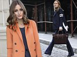 -Brooklyn, NY - 03/25/2015 - Olivia Palermo out and about in Brooklyn.\\n-PICTURED: Olivia Palermo\\n-PHOTO by: Michael Simon/startraksphoto.com\\n-MS_256890\\nEditorial - Rights Managed Image - Please contact www.startraksphoto.com for licensing fee\\nStartraks Photo\\nNew York, NY\\nFor licensing please call 212-414-9464 or email sales@startraksphoto.com\\nStartraks Photo reserves the right to pursue unauthorized users of this image. If you violate our intellectual property you may be liable for actual damages, loss of income, and profits you derive from the use of this image, and where appropriate, the cost of collection and/or statutory damages.