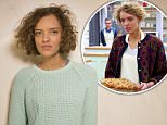 Mandatory Credit: Photo by Richard Saker/REX (3550498i)  Ruby Tandoh was a contestant in the 2013 Television programme 'The Great British Bake Off' in which she reached the final  Ruby Tandoh at home, London, Britain - 11 Nov 2013