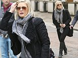 Mandatory Credit: Photo by REX (4607305i)  Suzanne Shaw  Celebrities at the ITV studios, London, Britain - 02 Apr 2015