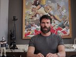Dan Bilzerian gives a warning to the abusers of exploding targets