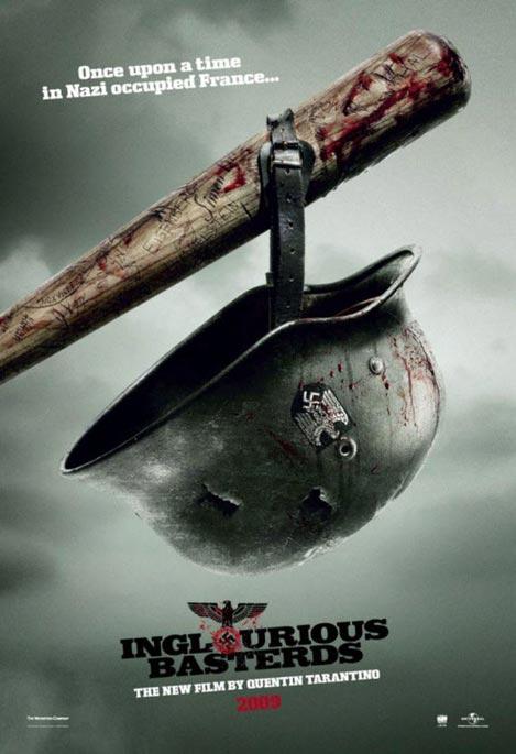 inglourious-basterds-creative-movie-posters,پوستر-فیلم-خلاق-اکشن-جنگی