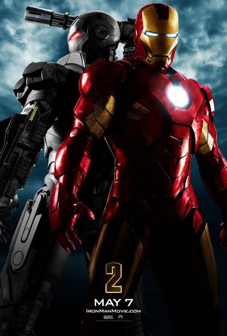 iron-man-2-creative-movie-posters,مرد-آهنی-2-پوستر-فیلم-خلاق