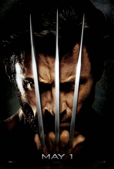 x-men-origins-wolverine-creative-movie-posters,ایکس-من-ریشه-حیوانات-وحشی